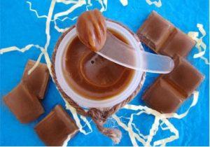 baume chocolaté maison