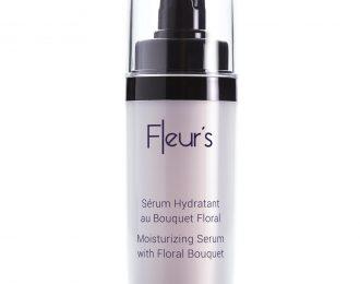 Sérum Hydratant au Bouquet Floral