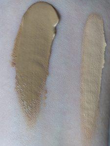 CC crème Fleur's teinte 1 et 2