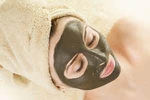 masque terreux