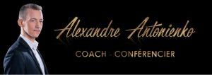 alexandre antonienko - Coach - Conférencier
