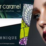Destination l'exotisme… ou la nouvelle maquillage hiver de Couleur Caramel!