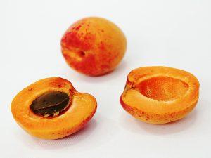 douce odeur d'abricot